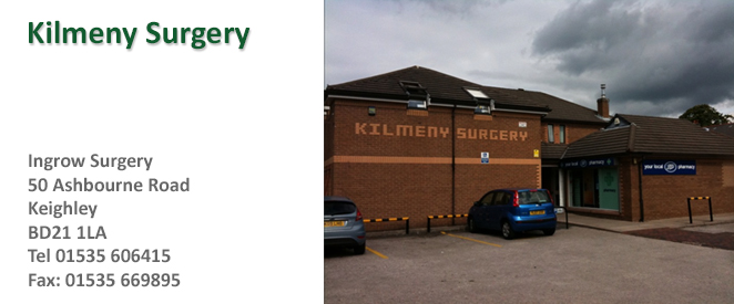 Kilmeny Group Medical Practice Information About The